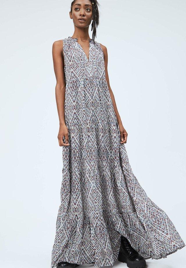 MARU - Maxi šaty - multi