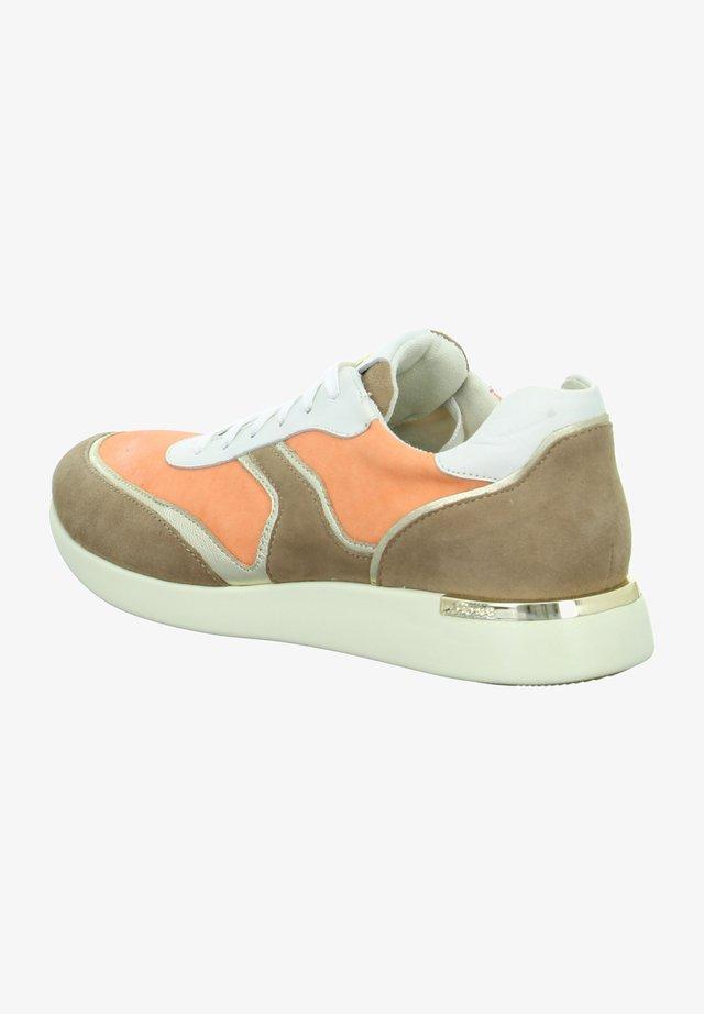 Sneakers laag - multi/orange