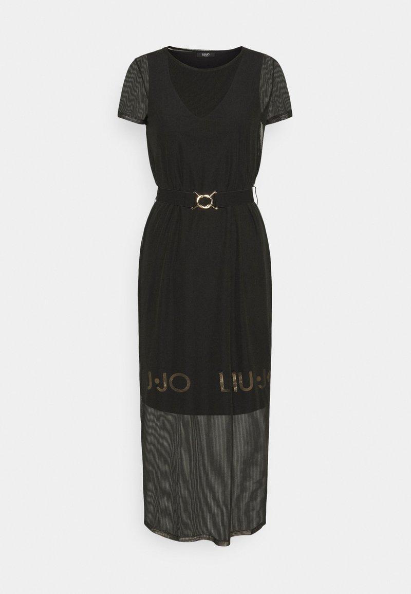 Liu Jo Jeans - ABITO  - Sukienka koktajlowa - nero