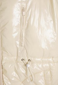 Sixth June - ULTRA OVERSIZED SHINY PUFFER - Winter coat - beige - 2