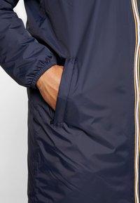 K-Way - UNISEX LE VRAI EIFFEL ORSETTO - Winter coat - blue depth - 5