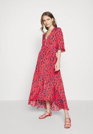 Maxi dress - rot