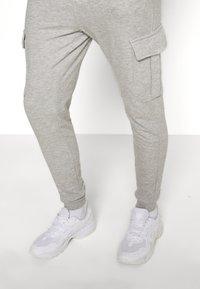 Brave Soul - Pantaloni sportivi - grey - 3