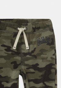 GAP - Pantaloni - black moss