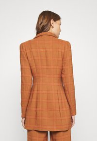 Alice McCall - DO RIGHT - Short coat - tobacco