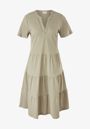Robe d'été - summer khaki