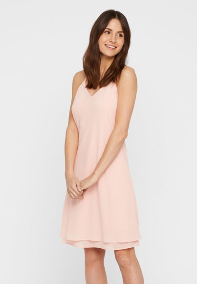 PCKAYSA DRESS - Day dress - light pink