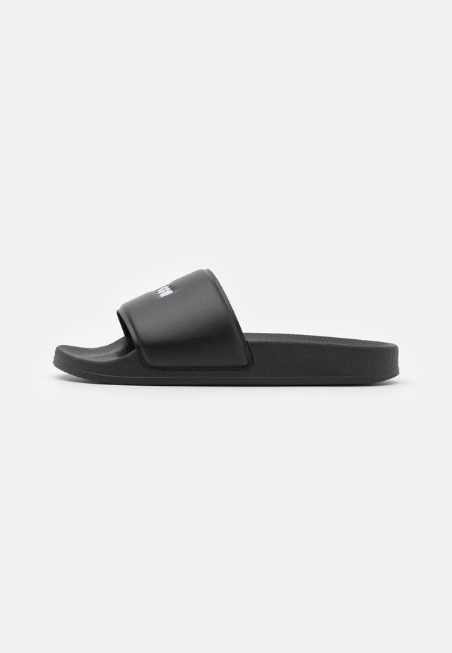 SLIDES - Ciabattine - black