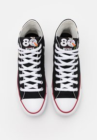 Converse - CHUCK TAYLOR ALL STAR BUGS BUNNY - High-top trainers - black/multicolor - 3