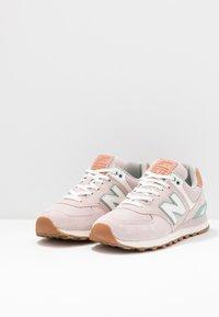 New Balance - WL574 - Zapatillas - pink - 4