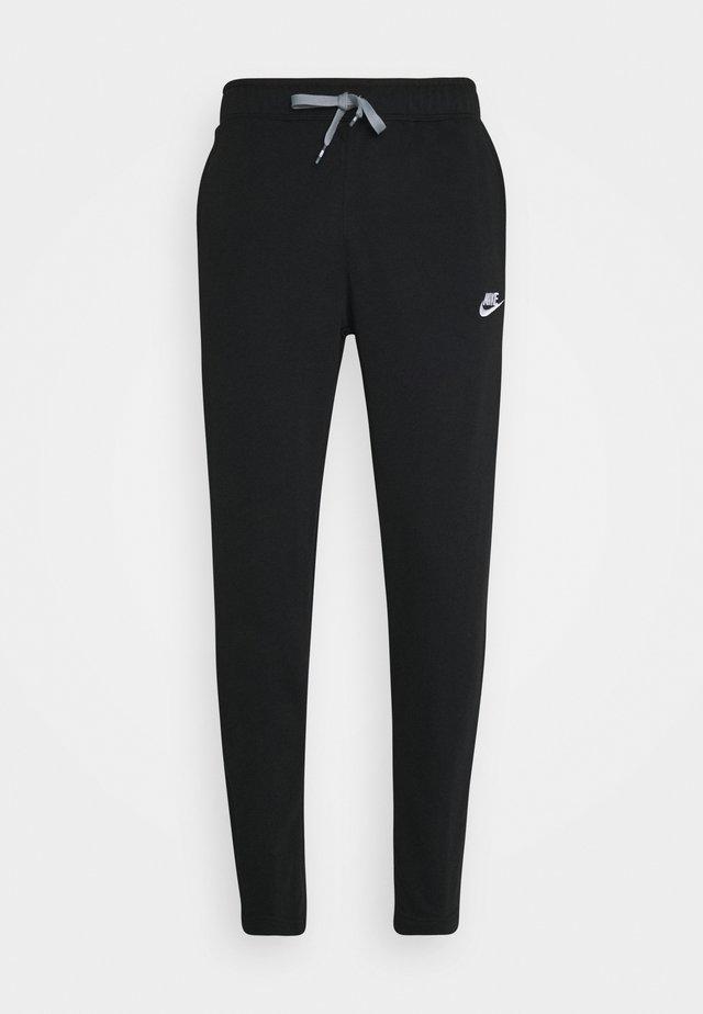 PANT - Teplákové kalhoty - black/black/particle grey/white