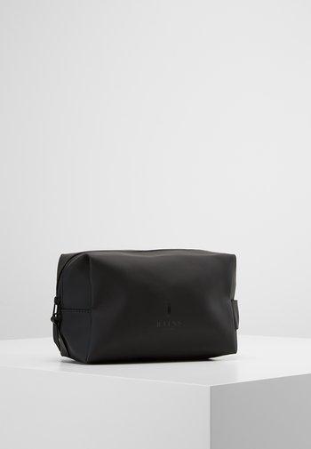WASH BAG SMALL UNISEX - Wash bag - black