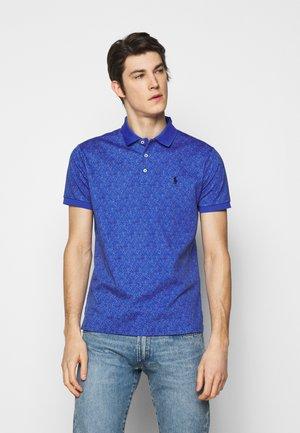 INTERLOCK - Poloshirt - new iris blue flo