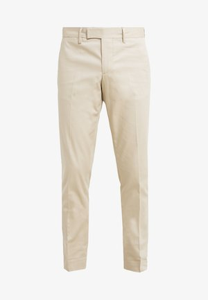 GRANT TRAVEL - Chinos - oxford tan