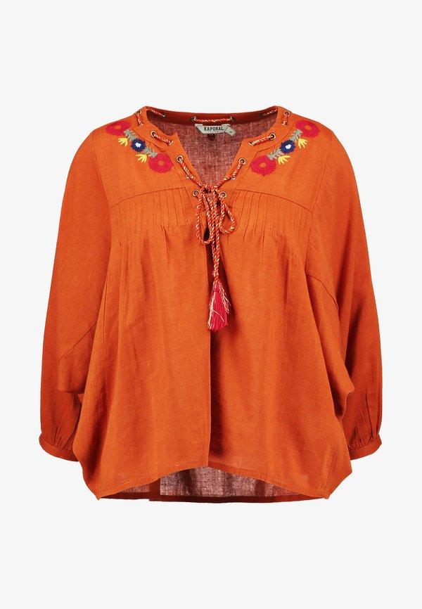 Kaporal FACE - Bluzka - amber/pomarańczowy HOBX