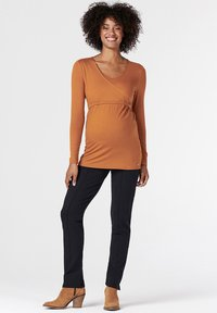 Esprit Maternity - Long sleeved top - rust - 1