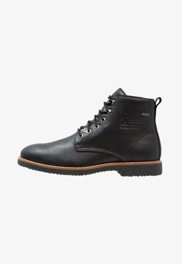 GLASGOW GTX - Bottines à lacets - black