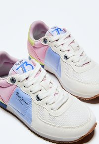 Pepe Jeans - SYDNEY - Sneakersy niskie - factory white - 4