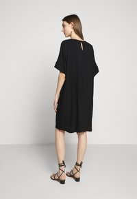 Bruuns Bazaar - HALAH GIGI DRESS - Day dress - black - 2