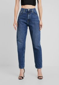 Pepe Jeans - DUA LIPA X PEPE JEANS - Jeans baggy - blue denim - 0