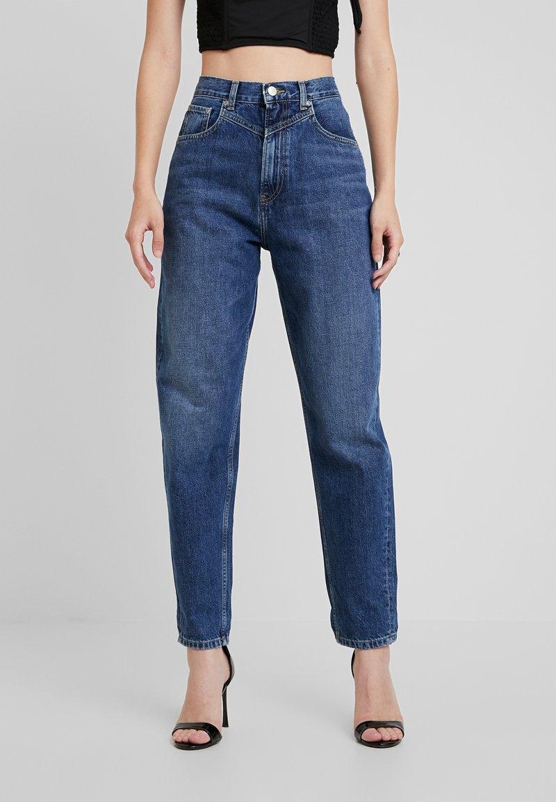 Pepe Jeans - DUA LIPA X PEPE JEANS - Jeans baggy - blue denim