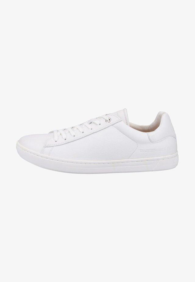 LEVIN - Baskets basses - white