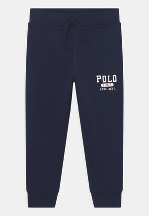ATHLETIC - Trousers - cruise navy