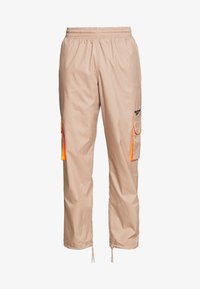 TRAIL PANTS - Cargobroek - tan
