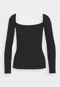 Zign - REDEZIGN - Long sleeved top - black - 4