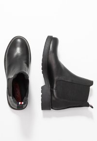 s.Oliver - Classic ankle boots - black - 3