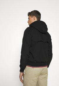 HARRINGTON - JAGGER - Summer jacket - noir - 2