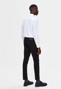 Selected Homme - Jeans Skinny Fit - black denim - 2
