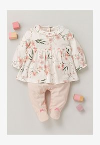 Next - Sleep suit - pink - 0