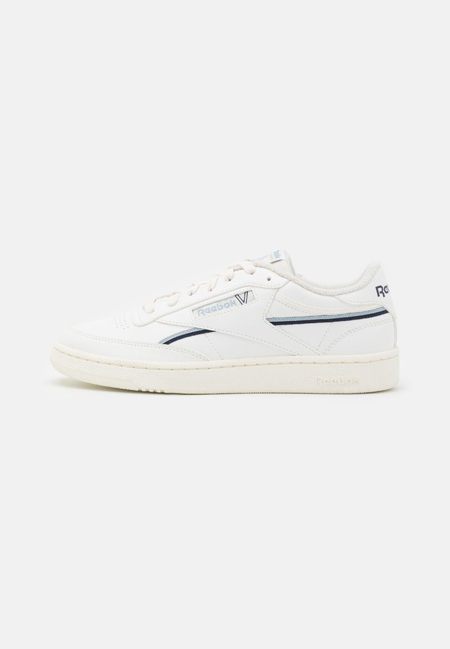 CLUB C 85 UNISEX VEGAN  - Sneakers laag - chalk/gable grey/vector navy