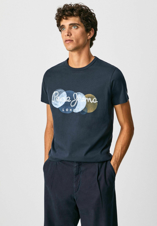Homme SACHA - T-shirt imprimé