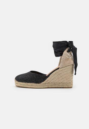 CARINA  - Platform sandals - oro