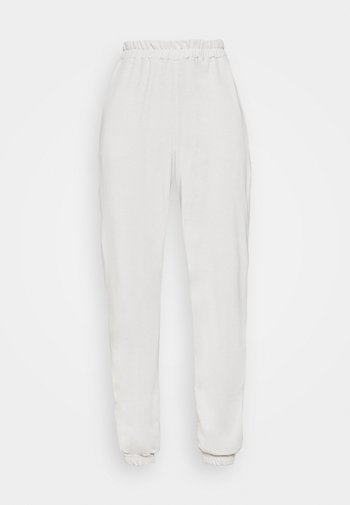BASIC - Tracksuit bottoms - grey