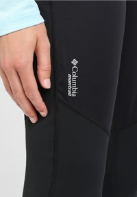 Columbia - Titan Wind Block Tight I - Leggings - black - 3