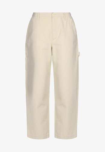 GROUND WORK - Trousers - sandshell
