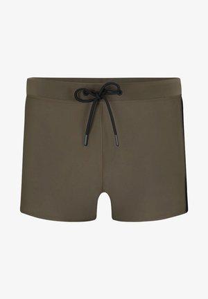 MIRCO - Swimming trunks - olivgrün