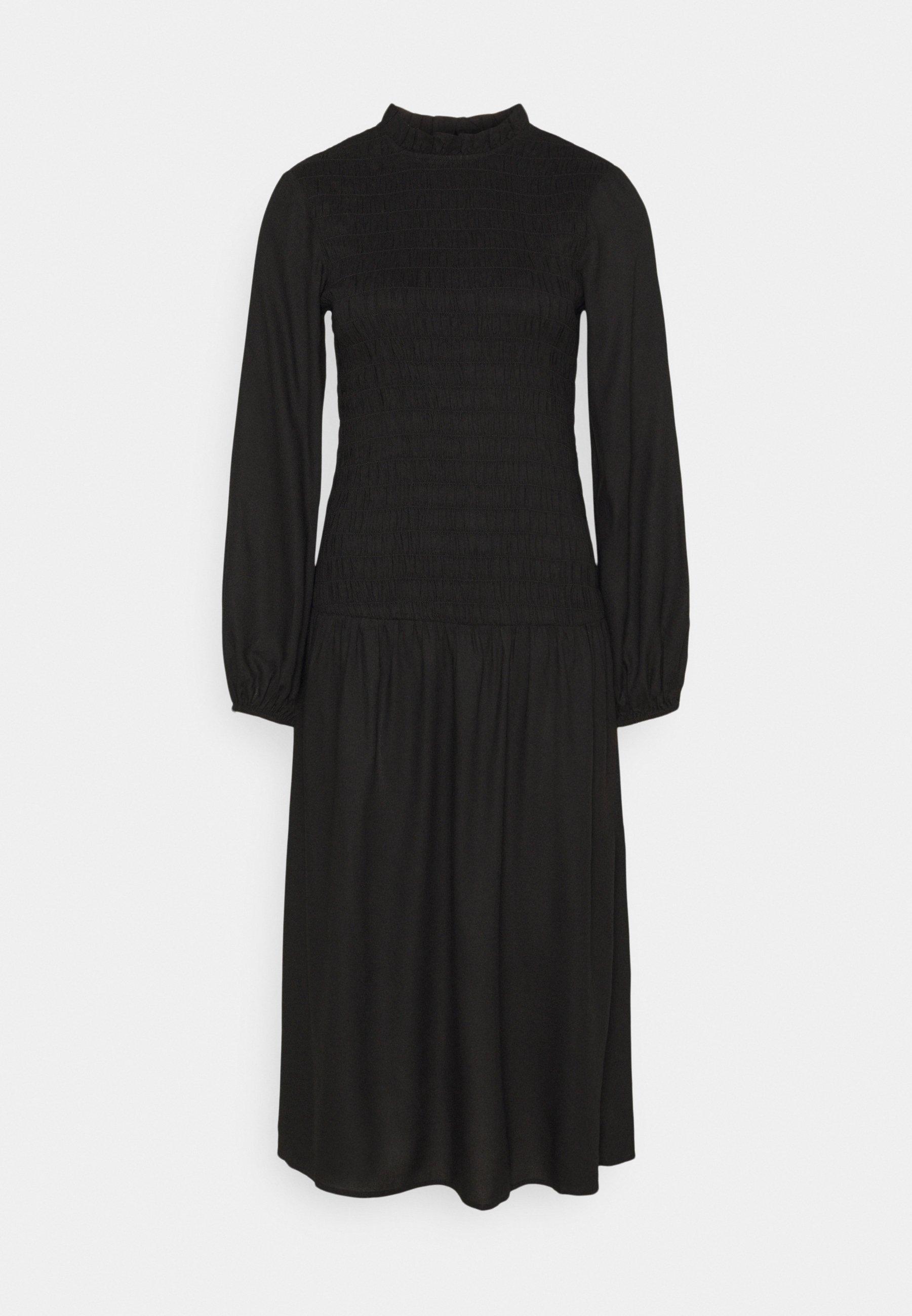 Women SHEERED MIDAXI - Shift dress