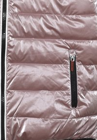 Superdry - REVERSIBLE FUJI - Veste d'hiver - rose pink gold/black - 4