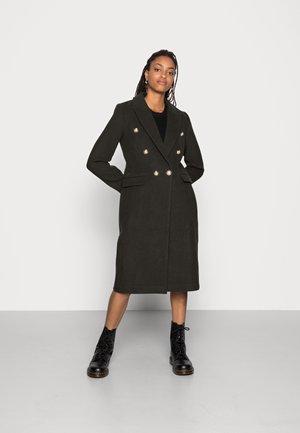 SAMMY MILITARY COAT - Classic coat - khaki