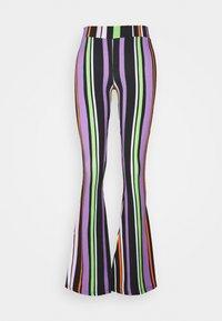 PAOLI FLARED - Kalhoty - multi