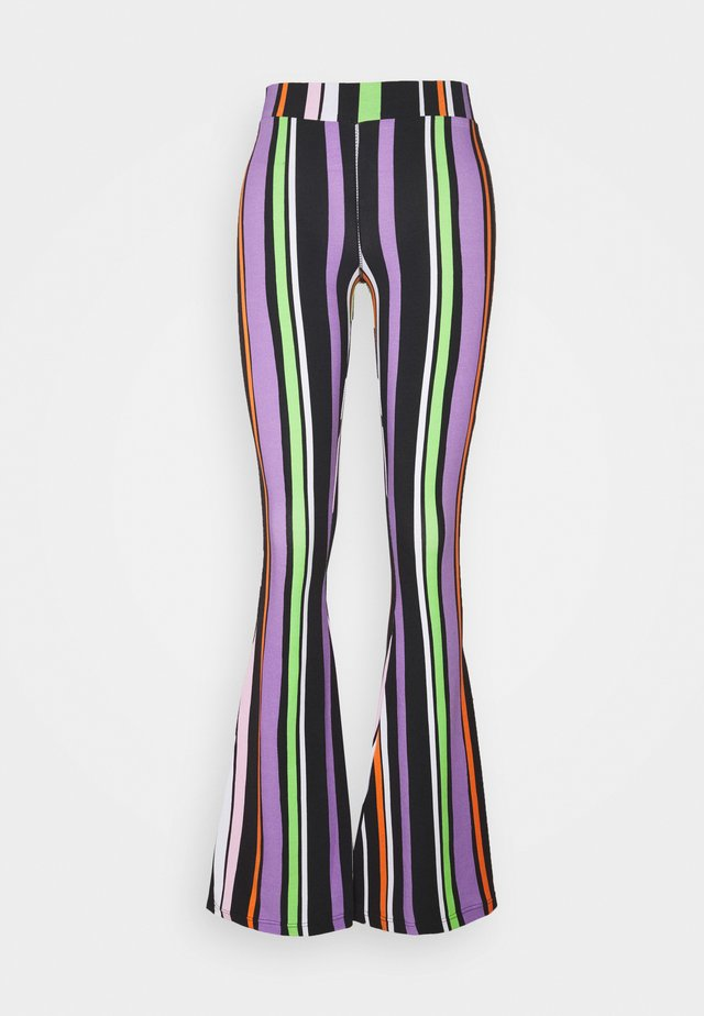 PAOLI FLARED - Trousers - multi