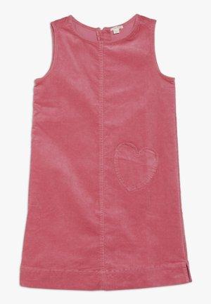 BONNIE SHIFT DRESS MINI  - Denní šaty - dusty deliliah