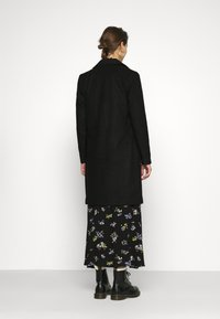 ONLY - ASTRID WOOL  - Classic coat - black - 2