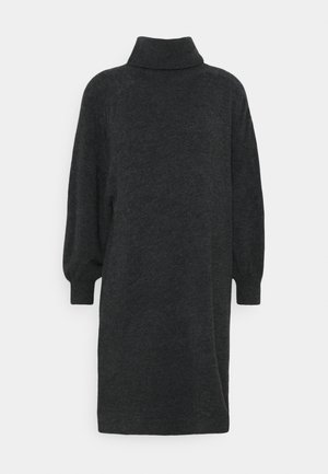 WEWA - Jumper dress - slate grey melange