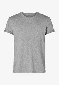 Resteröds - JIMMY - T-shirt basic - grey - 0