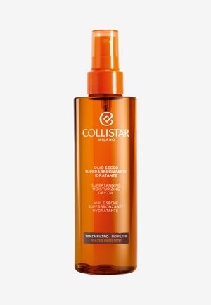 SUPERTANNING DRY OIL - Sun protection - -